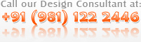 Call our Design Consultant